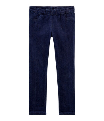 Girls' Denim Trousers