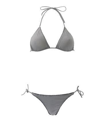 Women's 2-piece swimsuit