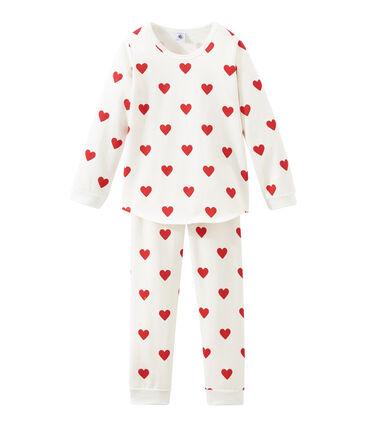 Girl's Sweatshirt Pyjamas