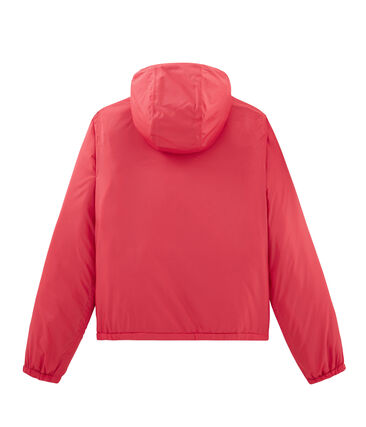 Unisex Warm Windbreaker Signal red