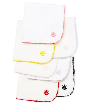 Set of Seven Mini-Cloths