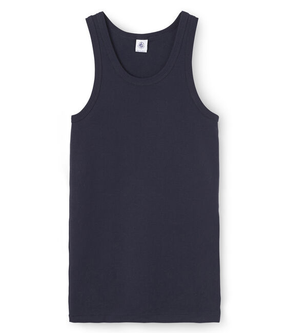 Women's Iconic Vest Smoking blue