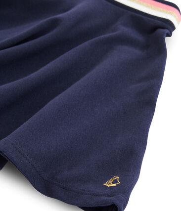 Girls' Skirt Smoking blue