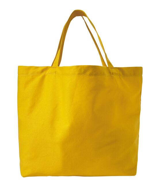 Girl's canvas tote bag Fusion orange