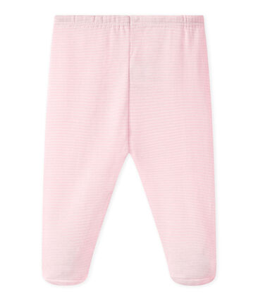 Baby Girls' Trousers with Feet