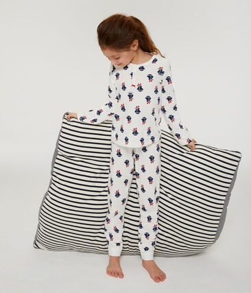 Girl's Sweatshirt Pyjamas