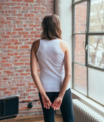 Women's Plain Sleeveless Top
