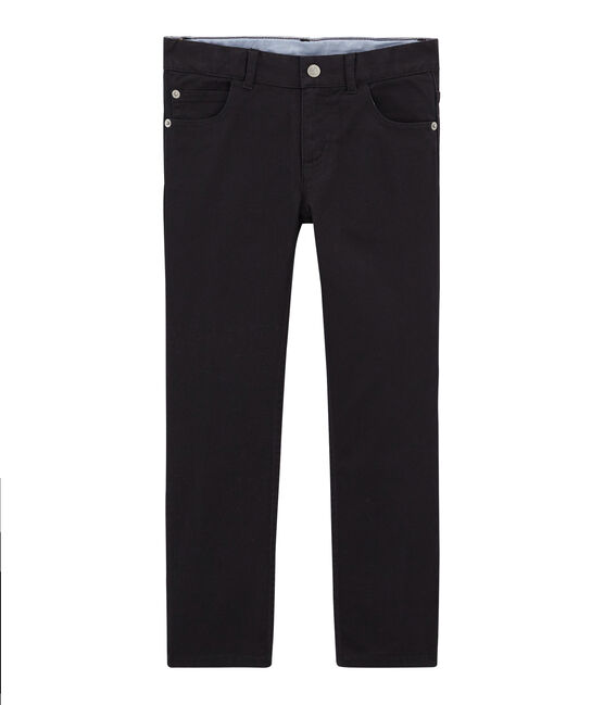 Boy's denim trousers Capecod grey