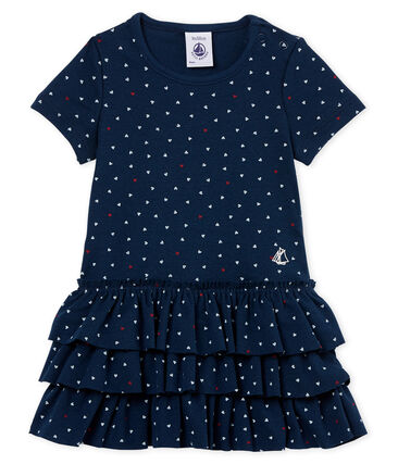 Baby girls' printed dress