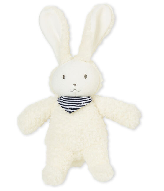 Musical rabbit comforter Marshmallow white
