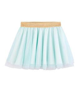 Girls' Skirt Piscine green