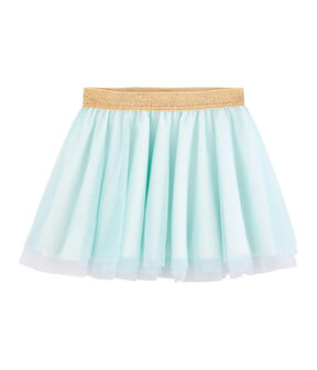 Girls' Skirt Piscine green