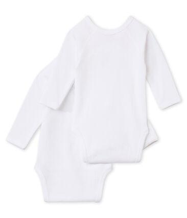 Unisex Babies' Newborn Bodysuit - Set of 2