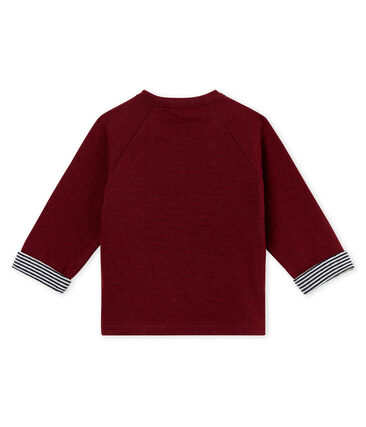 Baby boy's cotton tubic T-shirt