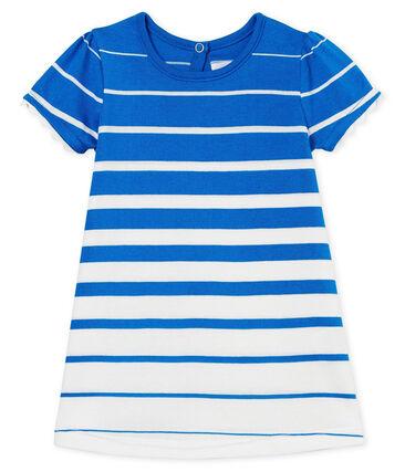 Baby girls' striped dress