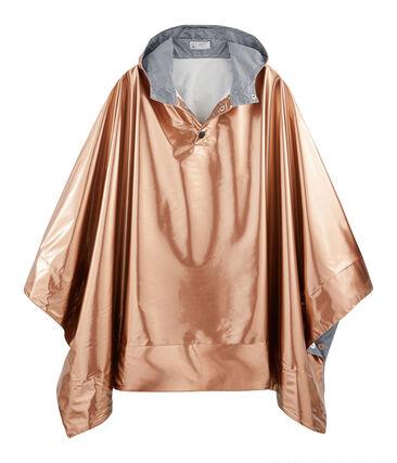 Women's reversible raincoat