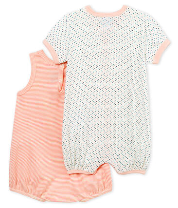 Baby Girls' Shortie - Set of 2 . set
