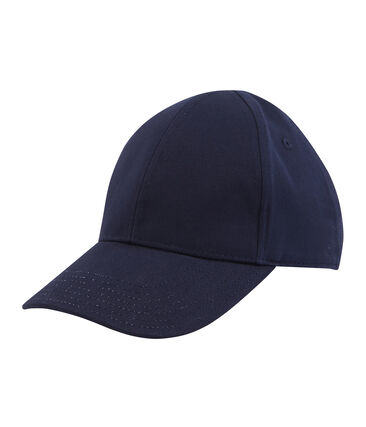 Unisex Child's Cap Smoking blue