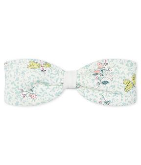 Hair band for baby girls Marshmallow white / Multico white