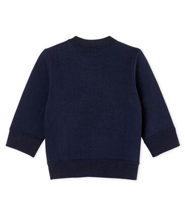 Baby Boys' Fleece Sweatshirt Smoking Cn blue
