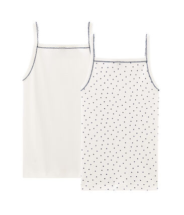 Girls' Strappy Tops - 2-Piece Set . set