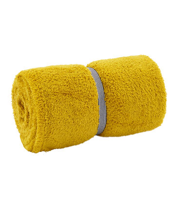 Unisex Child's/Adult's Bath Towel Bamboo yellow