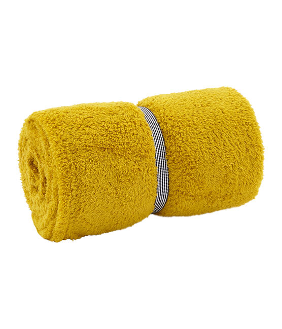 Unisex Child's/Adult's Bath Towel Bamboo yellow