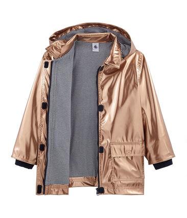 Girls' raincoat