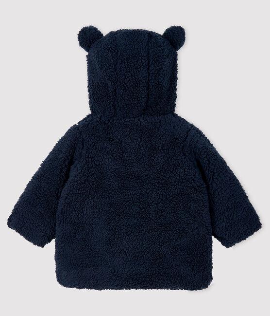 Baby girl's sherpa coat SMOKING