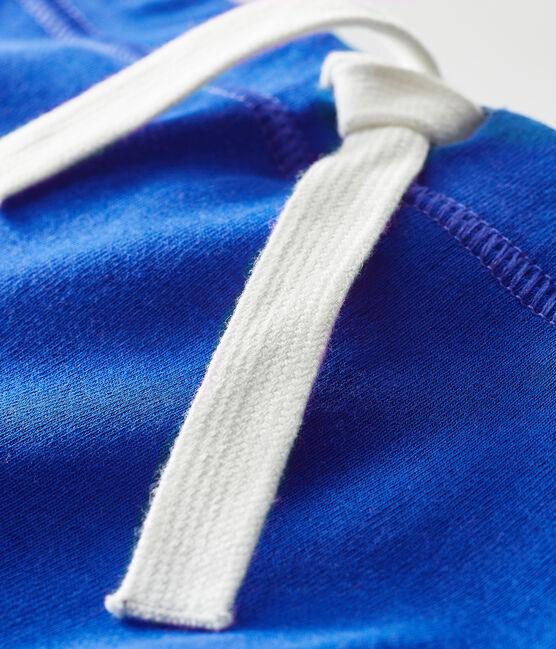Unisex Baby's Plain Shorts Surf blue