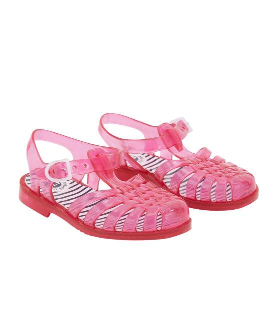 MÉDUSE® sandal for kids Petunia pink