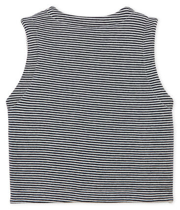 Baby Boys' Ribbed Sleeveless Vest