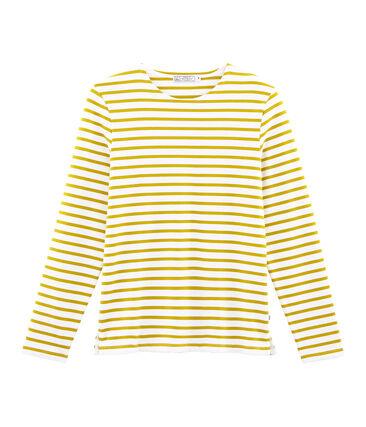 Men's iconic stripy breton top
