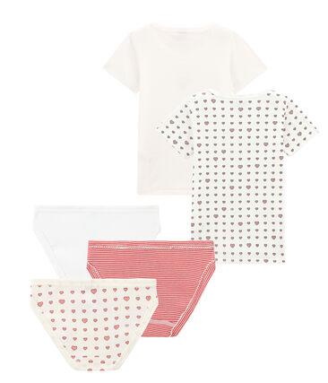 Girls' Underwear - Set of 3
