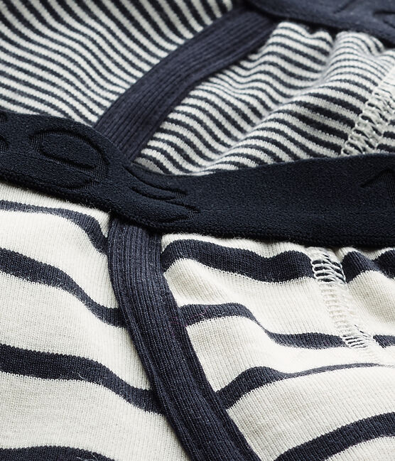 Boys' Striped Boxer Shorts - 2-Piece Set . set