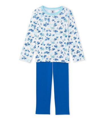 Boys' print pyjamas