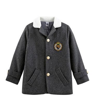 Boys' Coat Subway grey