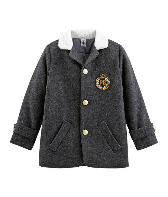Boys' Coat Subway grey