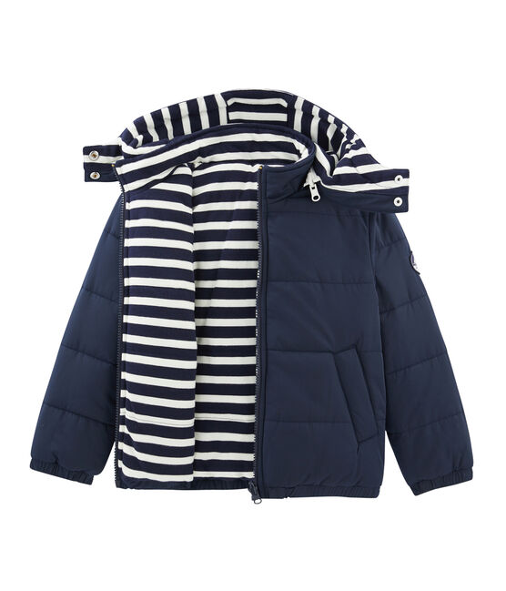 Unisex Children's Down Coat Smoking blue