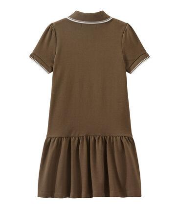Girl's short-sleeved dress