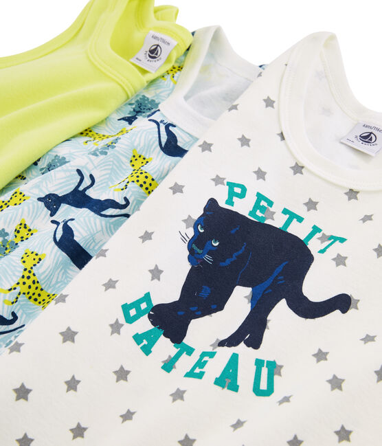 Boys' Vests - 3-Piece Set . set