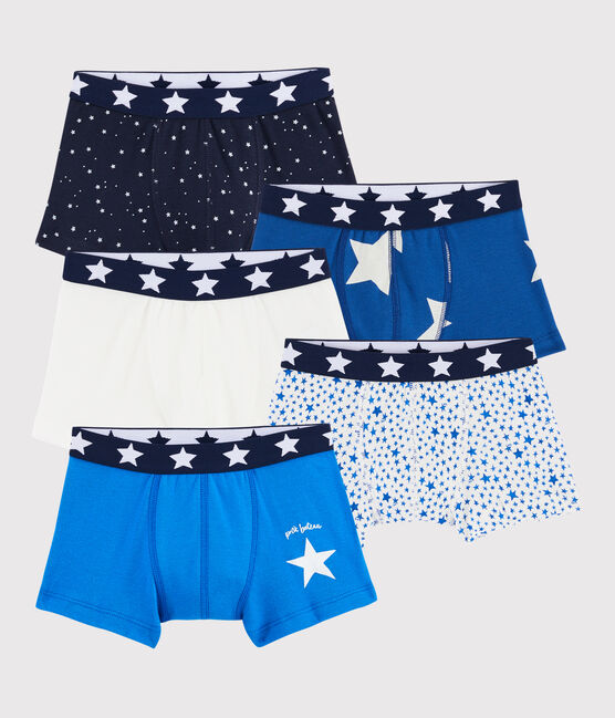 Boys' Starry Boxer Shorts - 5-Piece Set . set