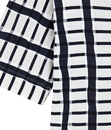 T-shirt with stripes