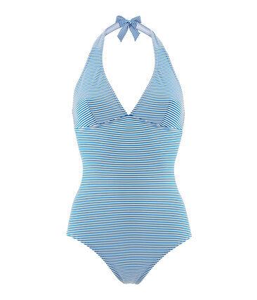 Women's 1-piece swimsuit