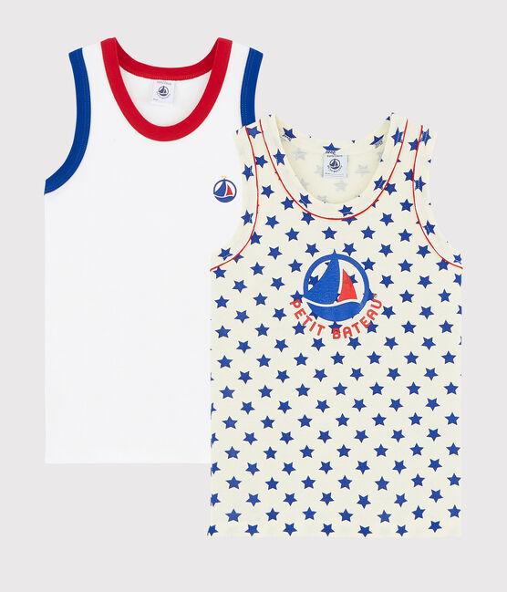 Boys' Made in France Vests - 2-Piece Set . set