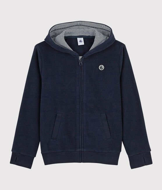 Boys' Fleece Sweatshirt SMOKING