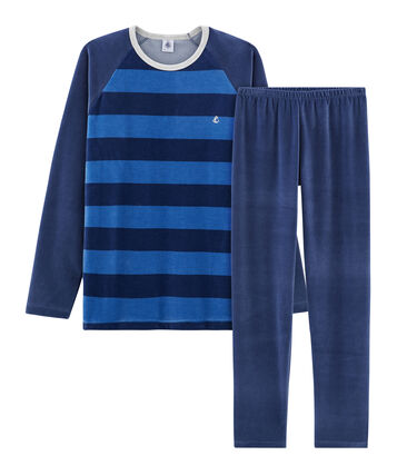 Boys' Velour Pyjamas