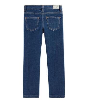 Boys' Denim Trousers Denim Moyen blue
