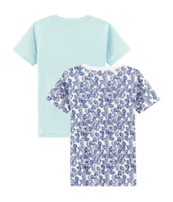Boys' short-sleeved T-shirt - 2-Piece Set . set
