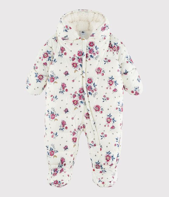 Girls' Mini Hearts Bralettes - 2-Piece Set Marshmallow white / Rose pink